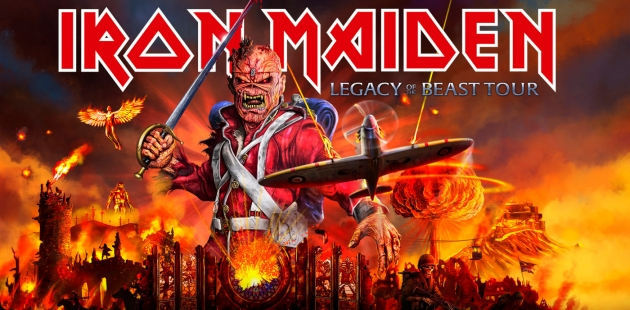 Iron Maiden © Barracuda Music GmbH