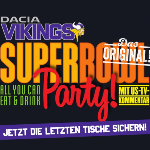 Super Bowl Party 2018 © Wurm und Wurm