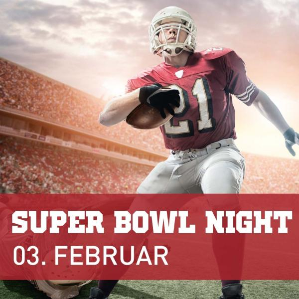 Super Bowl Night © Arcotel Wimberger