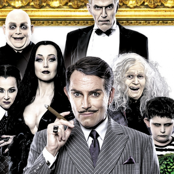 The Addams Family © Wolfgang Werner Entertainment GmbH