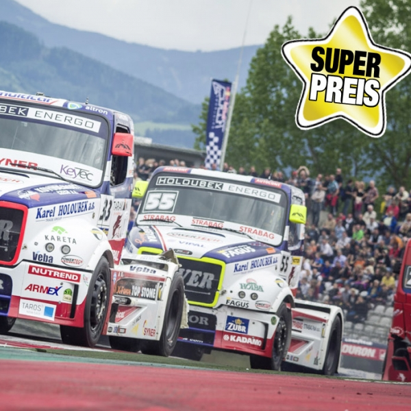 Truck Race Trophy Superpreis © Red Bull Content Pool