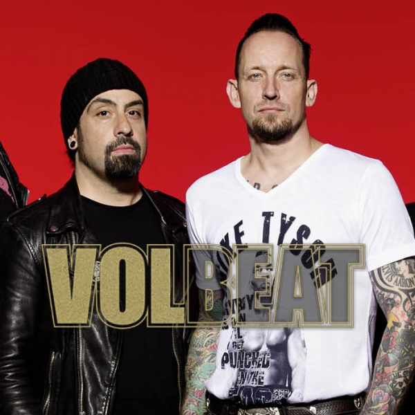 Volbeat © Ross Halfin
