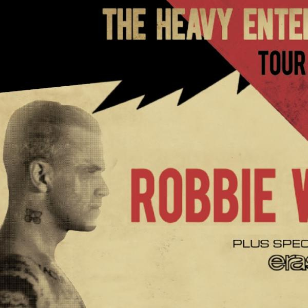 Robbie Williams © Nova Music Entertainment