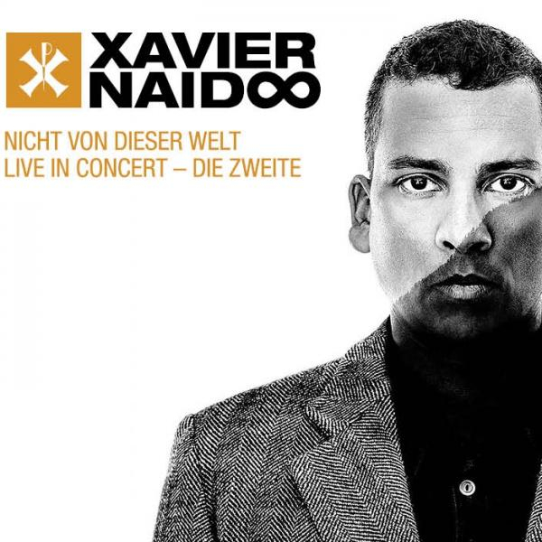 Xavier Naidoo © Live Nation GmbH
