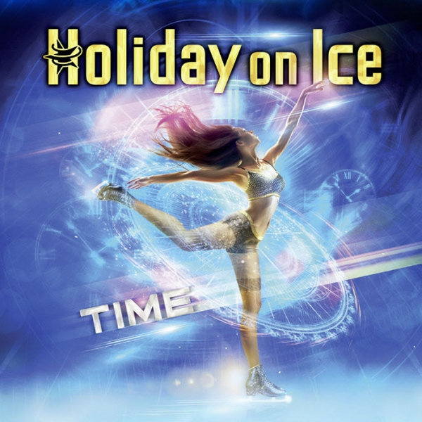 Holiday On Ice Time © HOI Productions Germany GmbH