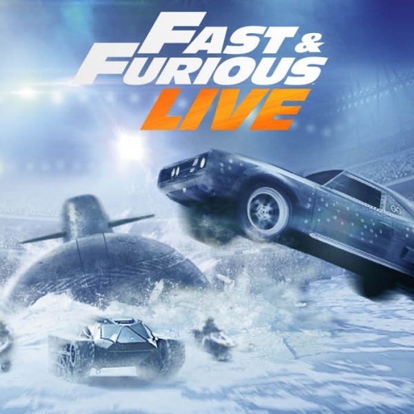 Fast and Furious live © Live Nation Austria GmbH