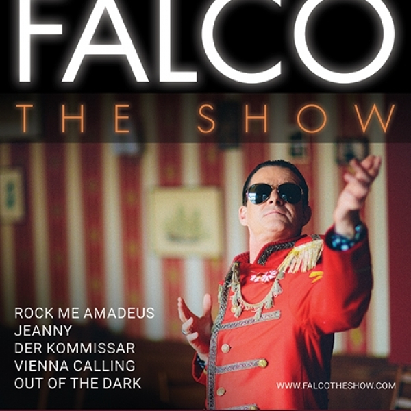Falco - the Show © Highlight Concerts