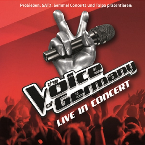 The Voice of Germany © LS Konzertagentur