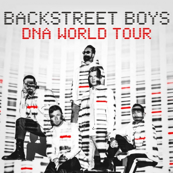 Backstreet Boys © Live Nation Austria GmbH
