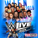WWE 2019 © Live Nation Austria