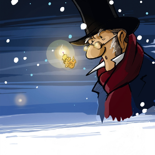 Scrooge © Show Connection