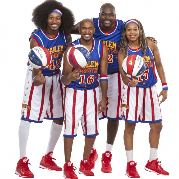 Harlem Globetrotters © NuCoast Entertainment GmbH