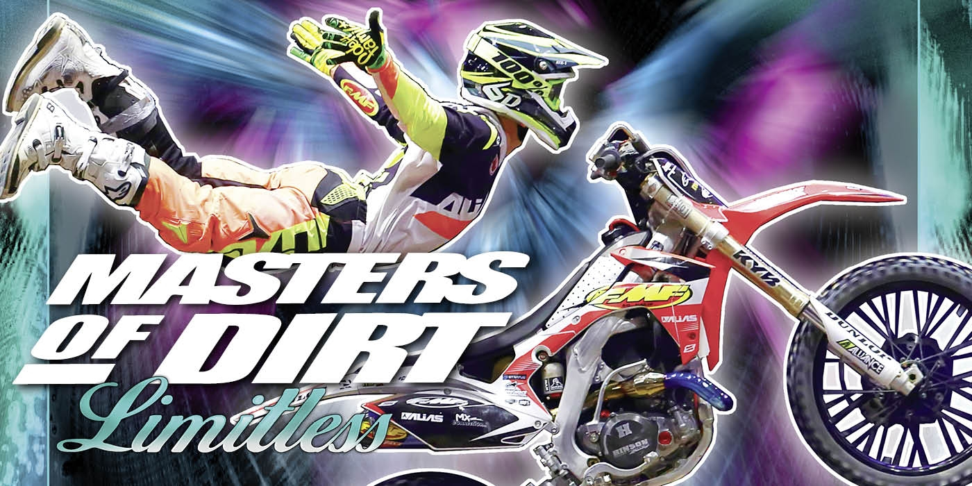 Masters of Dirt Limitless © Next Level Entertainment GmbH