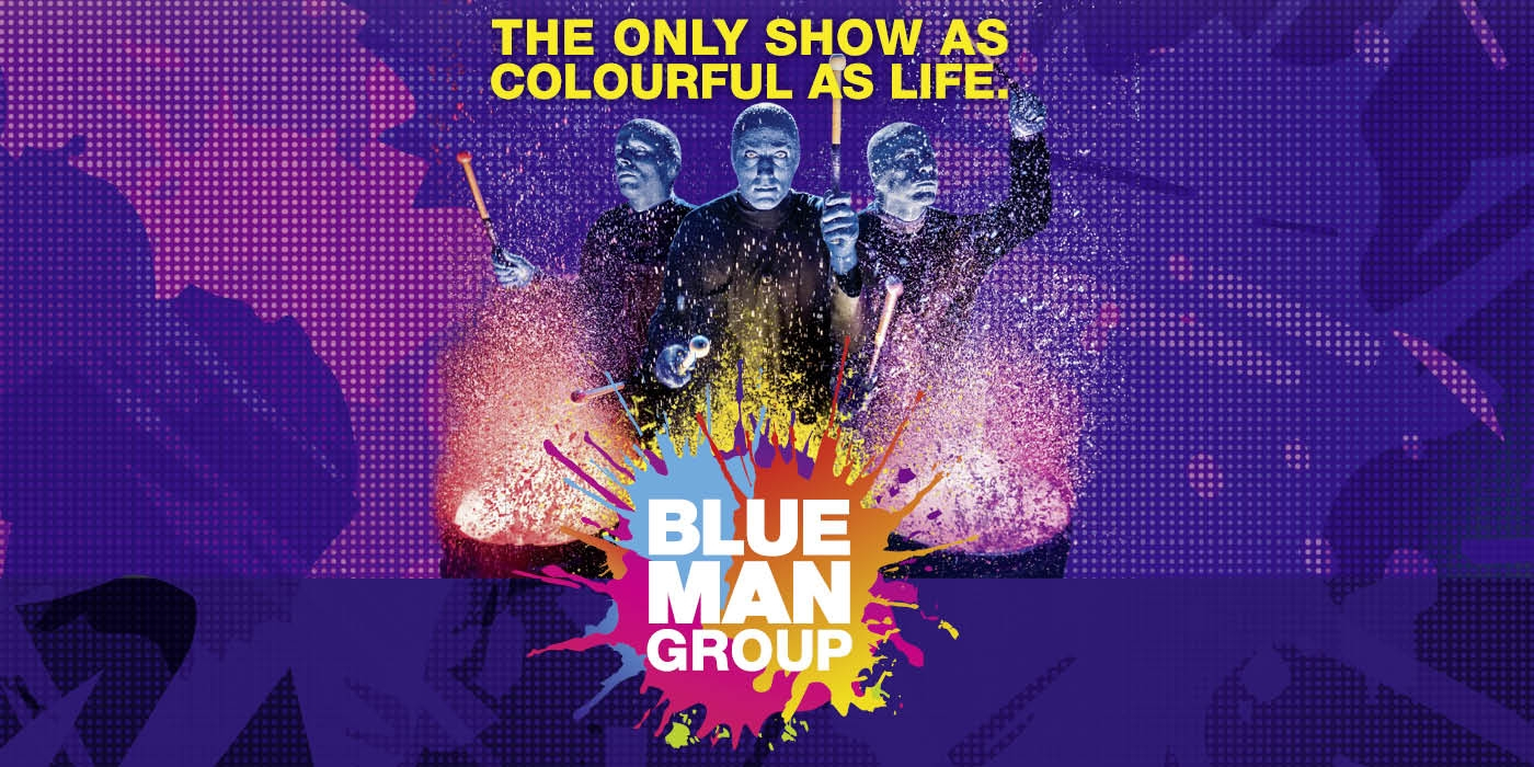 Blue Man Group © Live Nation GmbH