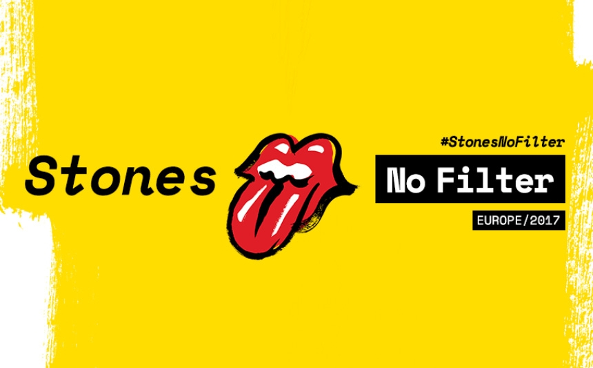 The Rolling Stones Key Visual © rollingstones.com