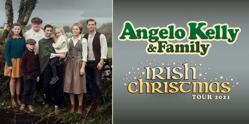 Angelo Kelly, Irish Christmas © Show Factory Entertainment GmbH
