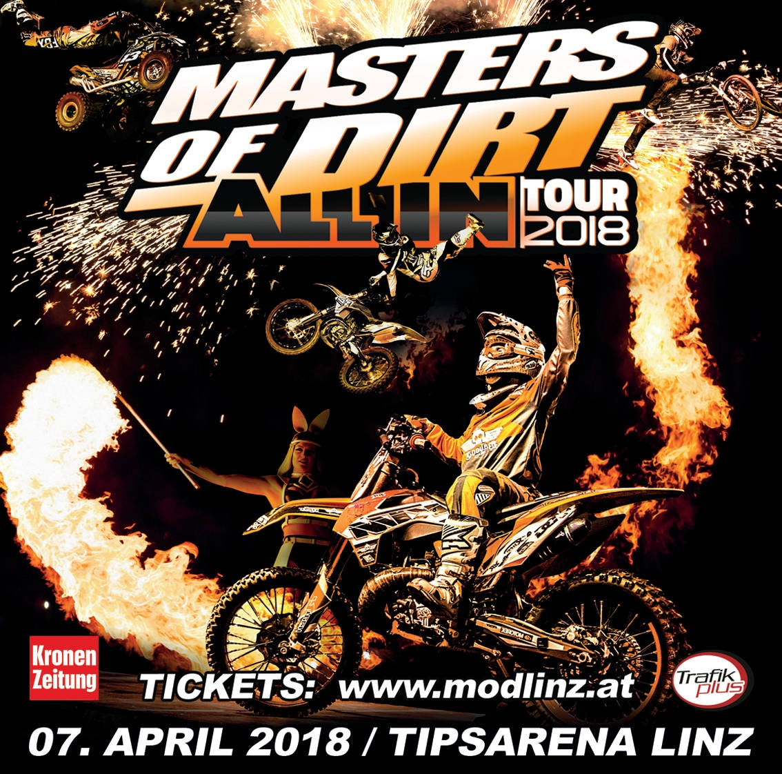 Masters of Dirt Linz © Tasty Fashion