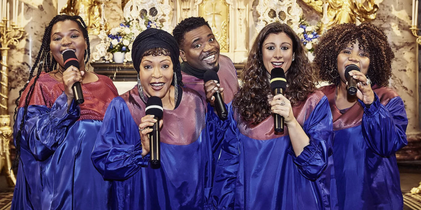 The Christmas Gospel 2020 © Starlight Concerts Ltd.