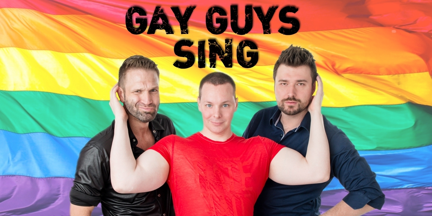 Gay Guys Sing © Theatercouch