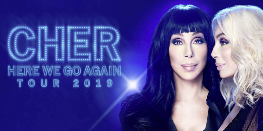 Cher © Barracuda Music GmbH