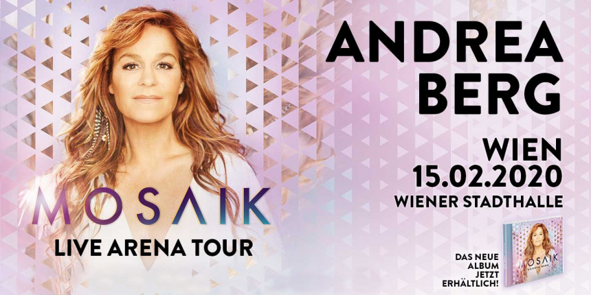 Andrea Berg © Global Event & Entertainment GmbH
