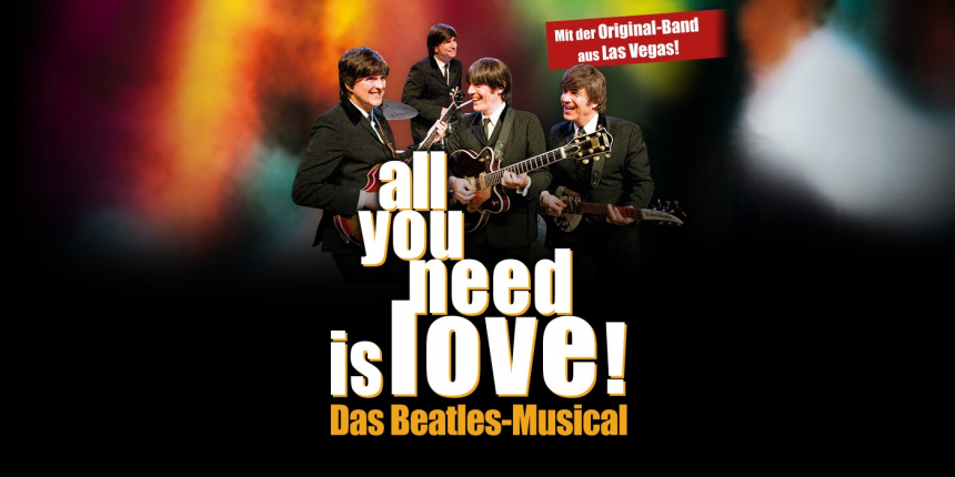 All you need is love © Cofo Entertainment GmbH & Co KG