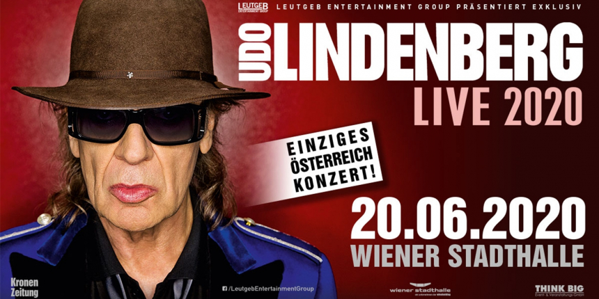 Udo Lindenberg © Leutgeb Entertainment Group