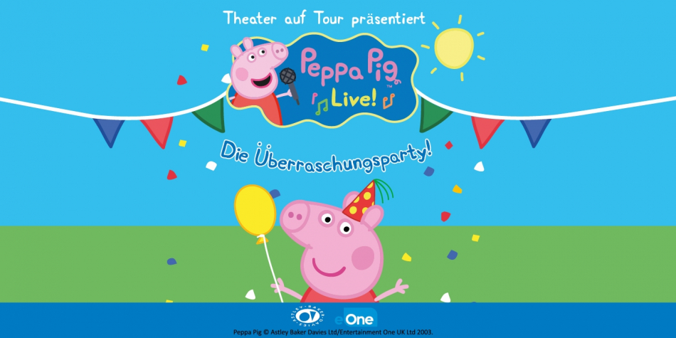 Peppa Pig © Show Factory Entertainment GmbH