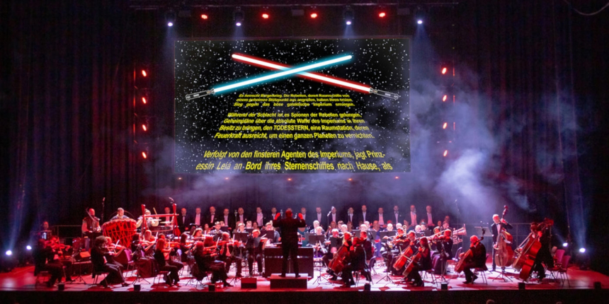The Music of Star Wars © Hilight Concerts