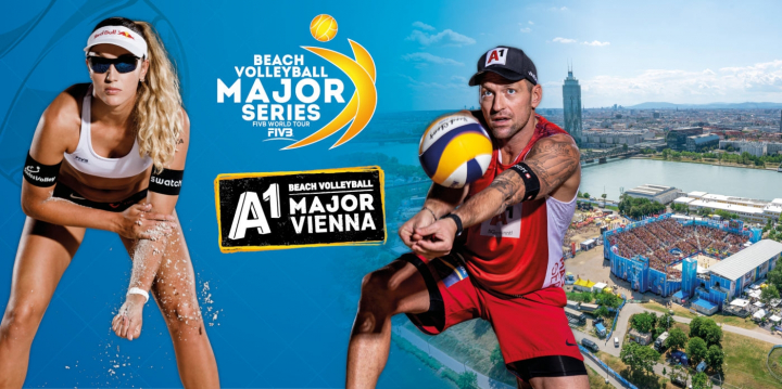A1 Beach Major Vienna 2020 © Beach Majors GmbH