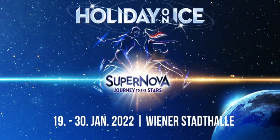 Holiday on Ice Supernova 2022 © Wiener Stadthalle