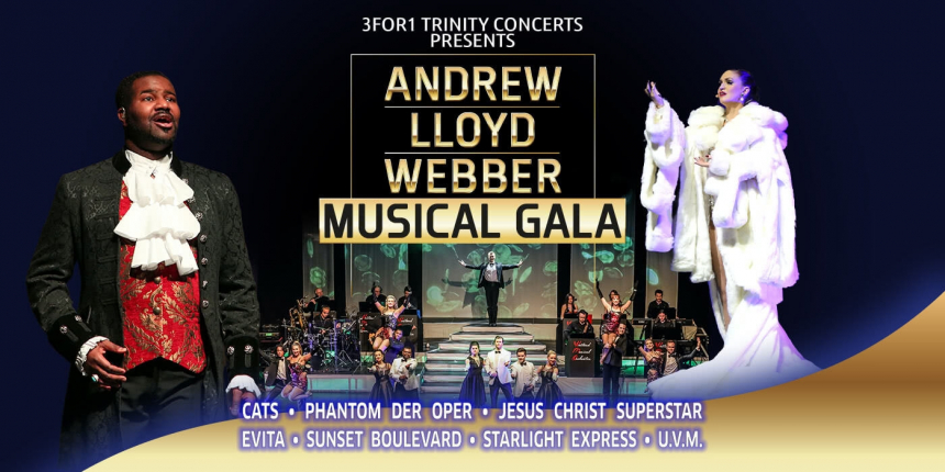 Andrew Lloyd Webber Gala © Cofo Entertainment